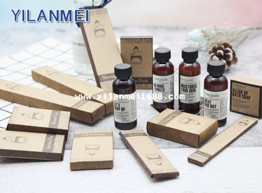 Eco Friendly Hotel Amenity Set Eco Friendly Hotel Amenities Supplier